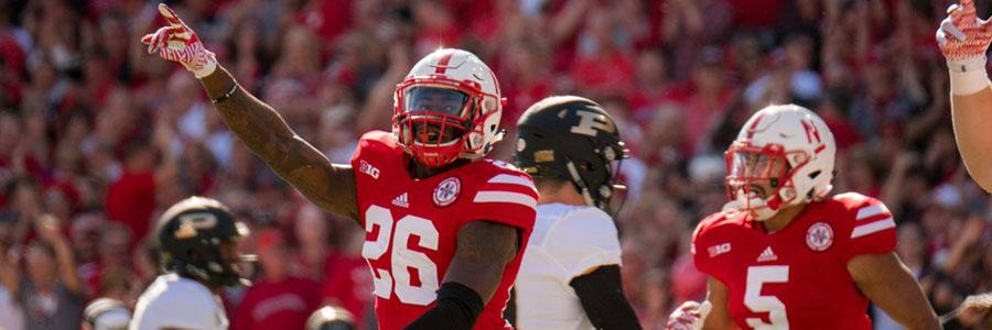 Nebraska is one of the favorites for College Football Week 13.