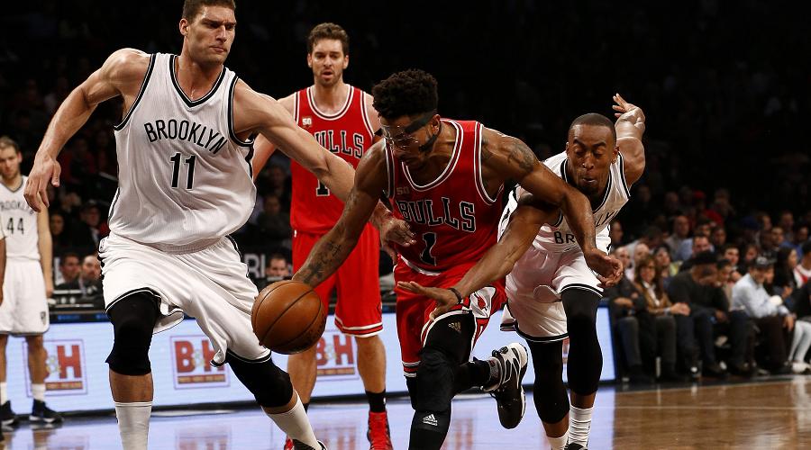 Nets vs Bulls