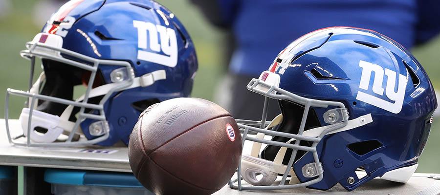 New York Giants 2021 NFL Calendar Betting Predictions