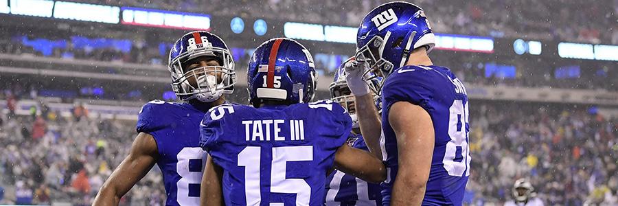 New York Giants Schedule Analysis