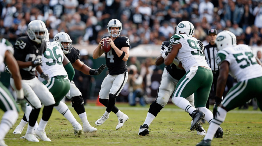 New York Jets vs Raiders