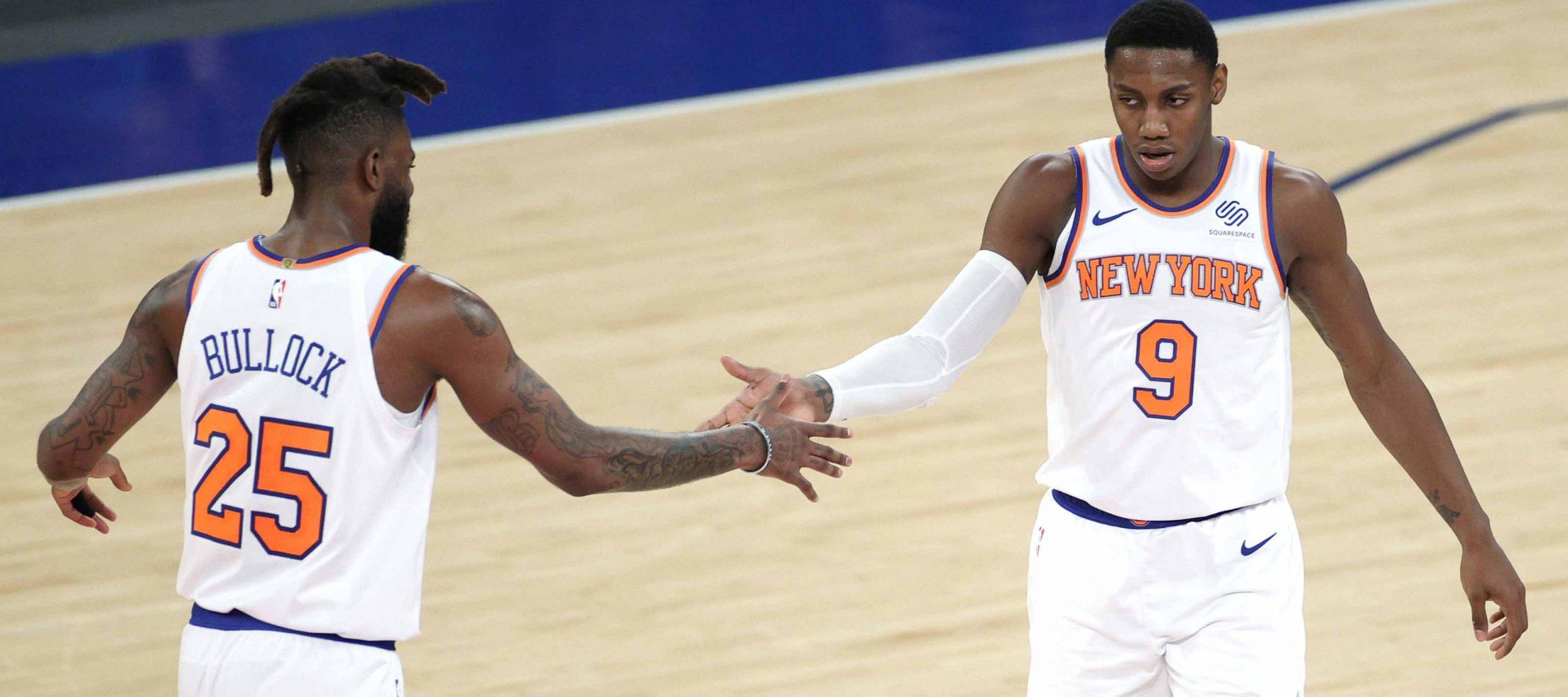 Knicks vs LA Lakers