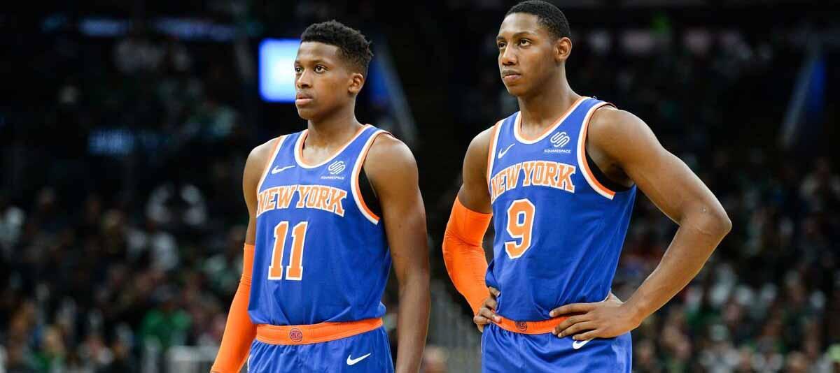 New York Knicks vs New Orleans Pelicans