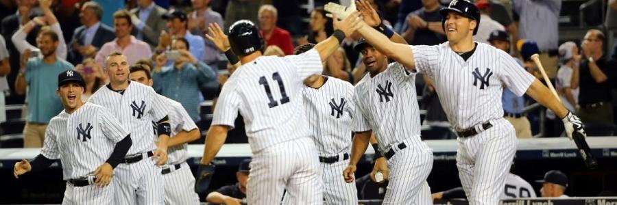 Boston Red Sox at NY Yankees MLB Betting Odds Analysis
