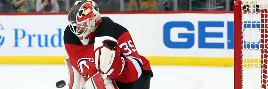 New Jersey looks like a good NHL Betting Pick for this week.