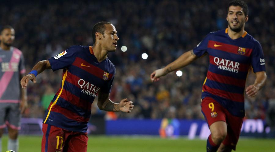 Neymar Jr vs Rayo Vallecano