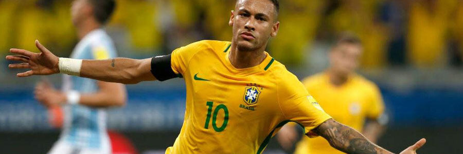 Brazil is huge 2018 World Cup Betting favorite against Serbia.