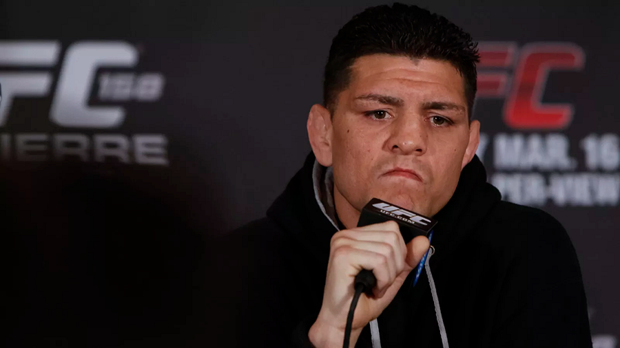Nick Diaz Conference