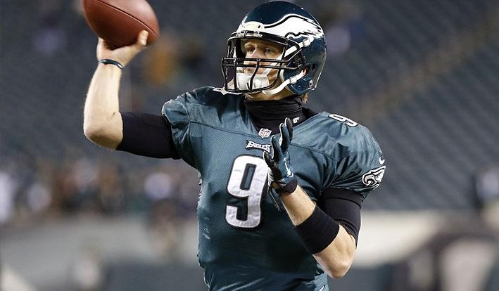 Nick Foles Eagles