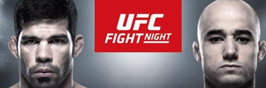 UFC Fight Night 144 Odds & Preview: Assuncao vs Moicano 2.
