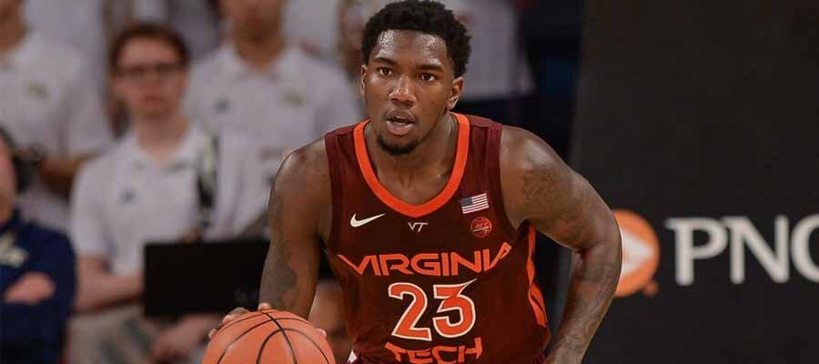 No. 10 Virginia Tech vs No. 7 Florida NCAA Tournament Round 1