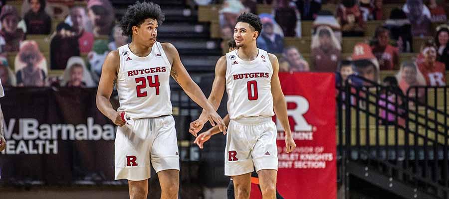 No. 11 Rutgers vs No. 23 Ohio State
