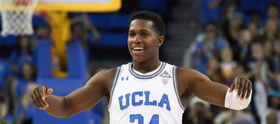 No. 11 UCLA vs No. 11 Michigan State First Four