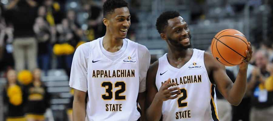 No. 16 Appalachian State vs No. 16 Norfolk State First Four