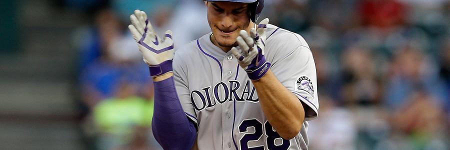 Nolan Arenado Rockies - MLB Betting: Wait Till Next Year? The Dysfunctional Rockies