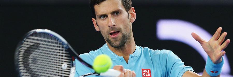 Right now, Novak Djokovic looks like an Australian Open Betting underdog.