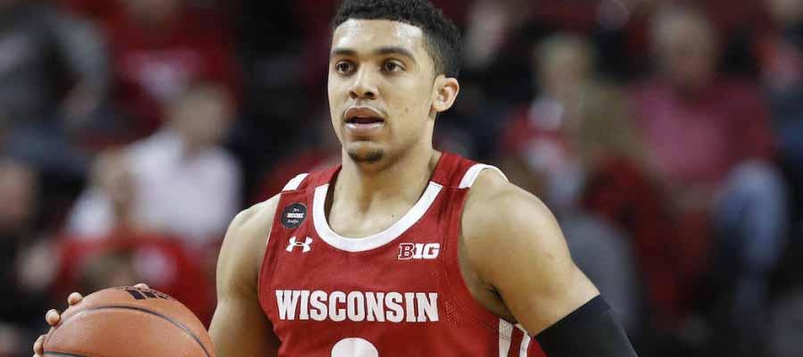 Northwestern vs #10 Wisconsin