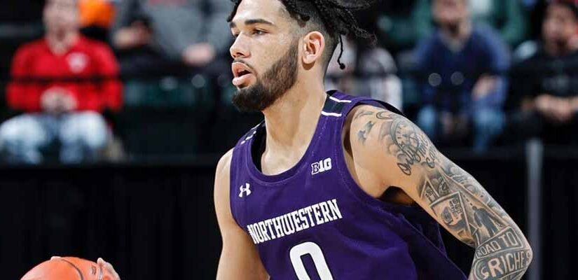 Northwestern vs #6 Illinois Road to March Madness