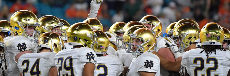 Notre Dame hopes to shine in the 2017 College Football Playoff are still alive.