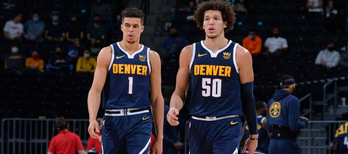 Nuggets vs Lakers