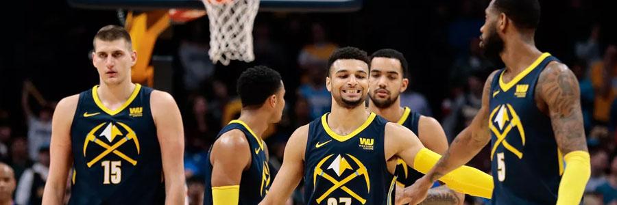 Nuggets vs Rockets 2020 NBA Odds, Preview & Prediction.