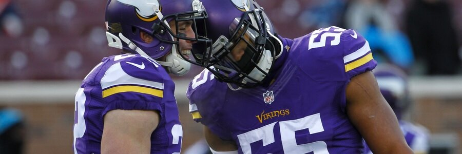 Are the Vikings a safe bet in Week 17?
