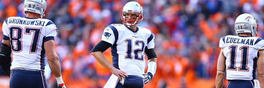Pittsburgh at New England AFC Championship Odds, Expert Pick & TV Info