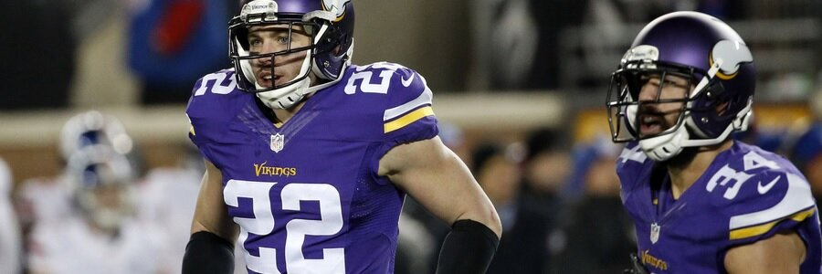 According to the Week 15 NFL Odds, the Vikings are huge favorites to win.