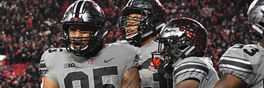 Ohio State should be one of your NCAA Football Week 11 Betting picks.