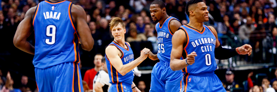 The Thunder are still as strong as they can be in the already tough West.