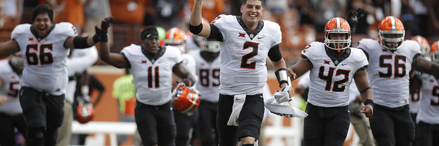 Boise State at Oklahoma State should be a victory for the Cowboys.