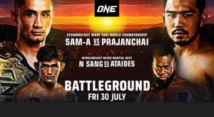 ONE Championship: Battleground Betting Analysis & Predictions