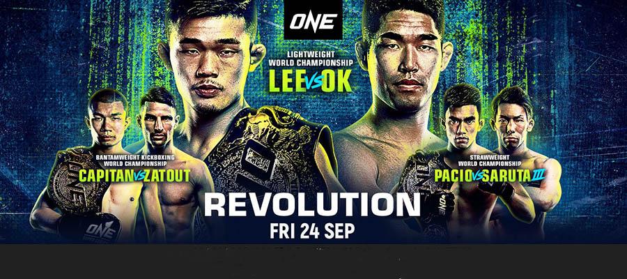 ONE Championship: Revolution Betting Analysis & Predictions
