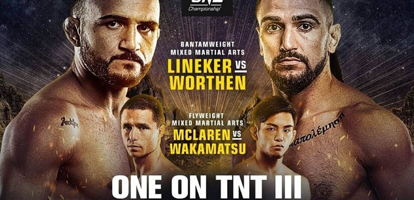 ONE On TNT III: Lineker Vs Worthen Expert Analysis
