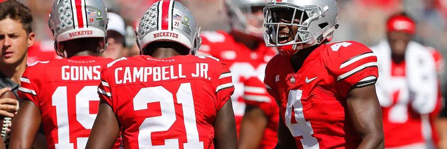 Penn State vs. Ohio State Game Info, NCAAF Week 9 Odds & Pick.