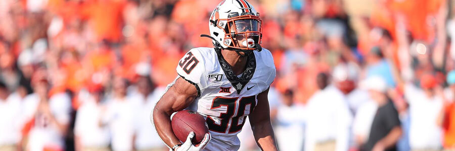 Baylor vs Oklahoma State 2019 College Football Week 8 Odds & Expert Pick.