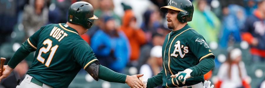 Oakland vs Houston Baseball Odds Analysis