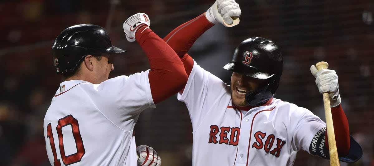 Oakland A's vs Boston Red Sox