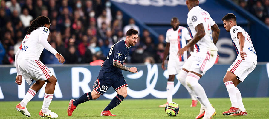 Odds & Betting Preview for the Top Ligue 1 Round 7 & 8 Matches