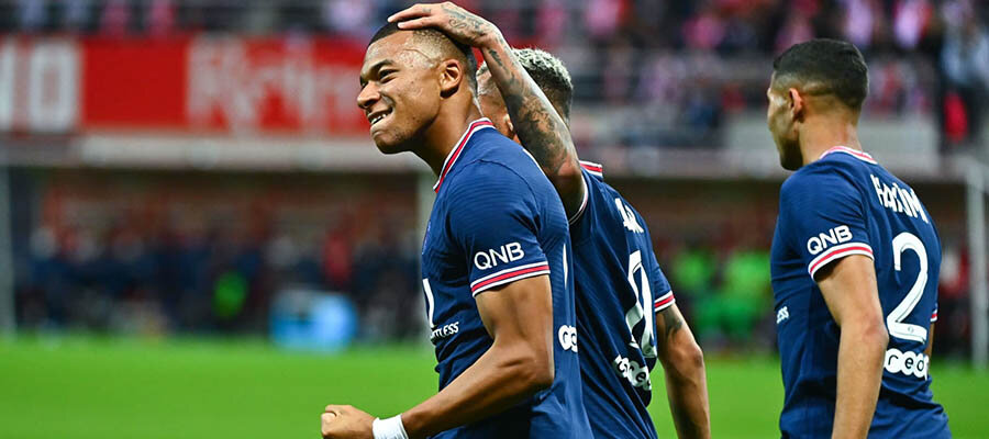 Odds for the Top Ligue 1 Round 5 Matches
