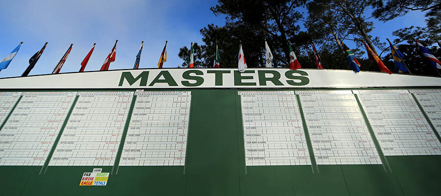 Odds to Win 2020 Masters November 9th Update