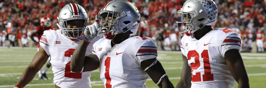 Ohio State comes in as huge favorite for the 2018 NCAA Football Week 1.