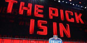 Oklahoma, PAC 12, SEC NFL Draft Odds