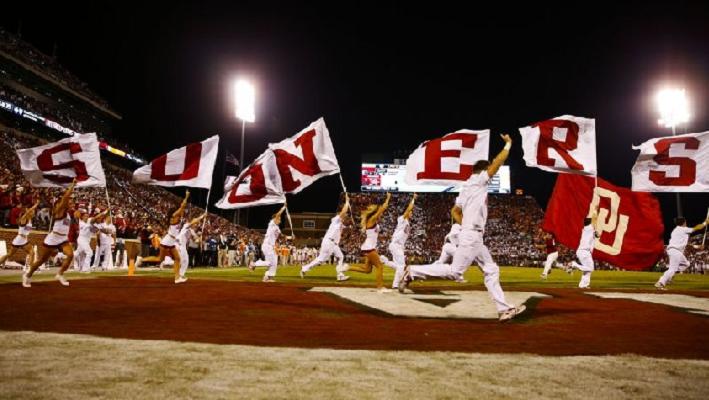 Oklahoma Sooners Flags