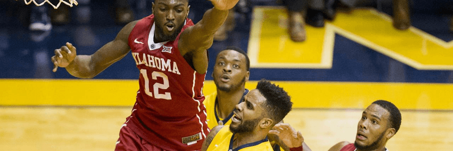 The Sooners dispatched West Virginia with certain ease.
