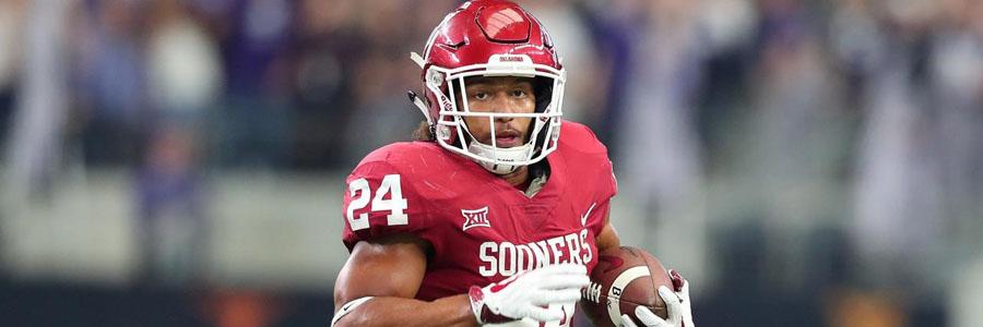 Oklahoma vs Texas Tech NCAA Football Spread & Prediction