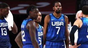 Olympic Men's Basketball