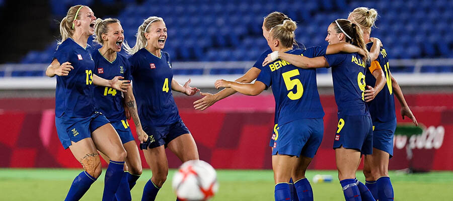 Olympics Men's & Women's Soccer Gold Medal Matches Betting Preview