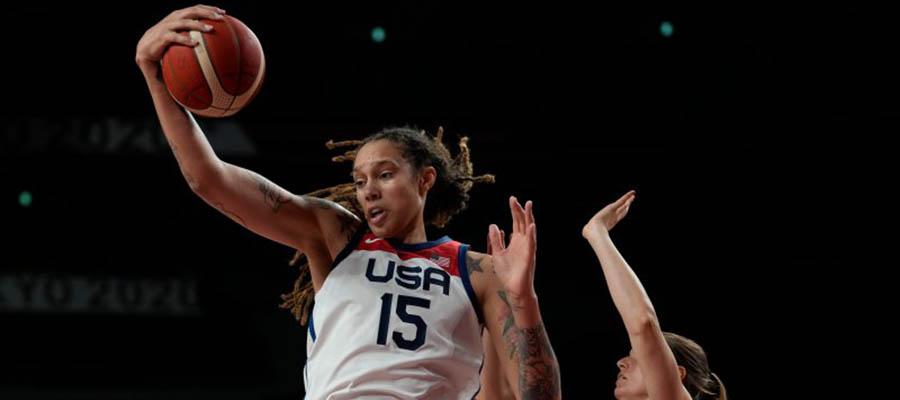 Olympics Women's Basketball Gold Medal Match: USA vs Japan