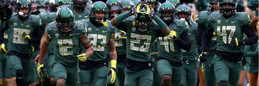 Oregon vs. Washington State NCAA Football Odds Preview